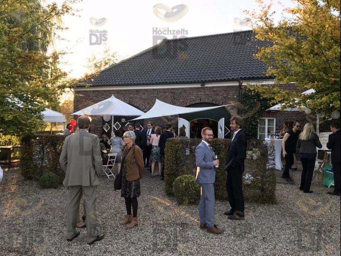 Hochzeitsempfang im Niemeshof