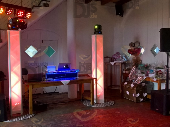 DJ-Paket Superior B im Niemeshof