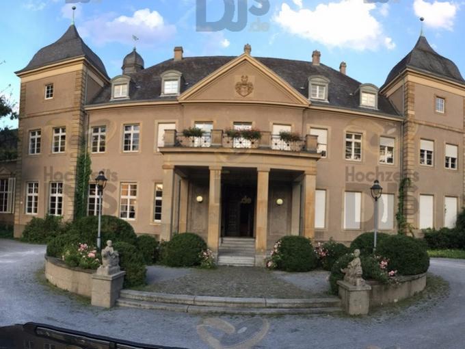 Schloss Garath Düsseldorf
