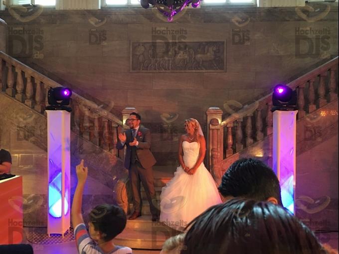 Hochzeitsrede in Schloss Garath Düsseldorf