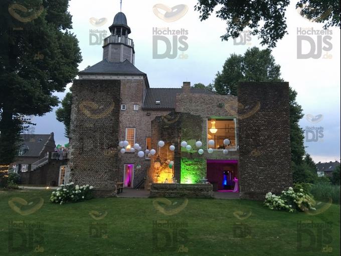 Stimmung in Schloss Hertefeld Weeze