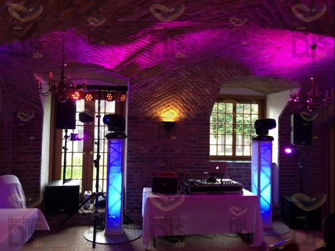 DJ-Paket Superior B in Schloss Hertefeld Weeze