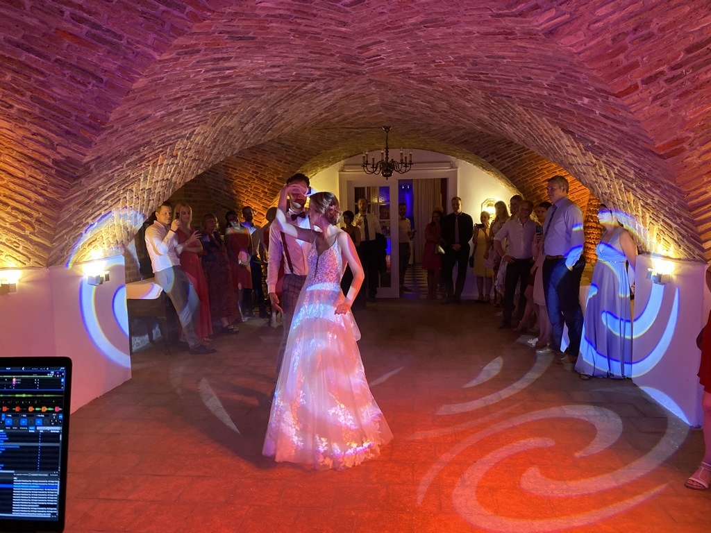 Tanzen in Schloss Hertefeld Weeze
