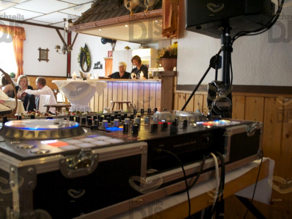 Hochzeits DJ bei Bauer Wette