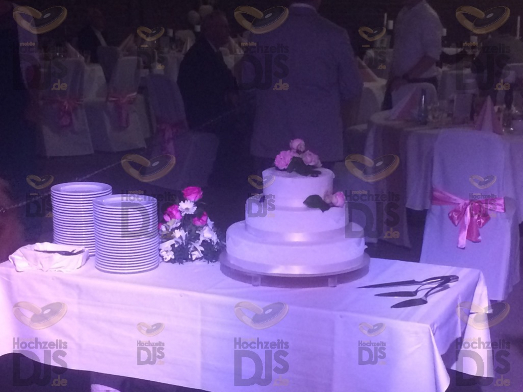 Hochzeitstorte im Beekmannshof
