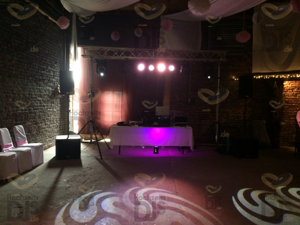 DJ Paket Superior A im Beekmannshof