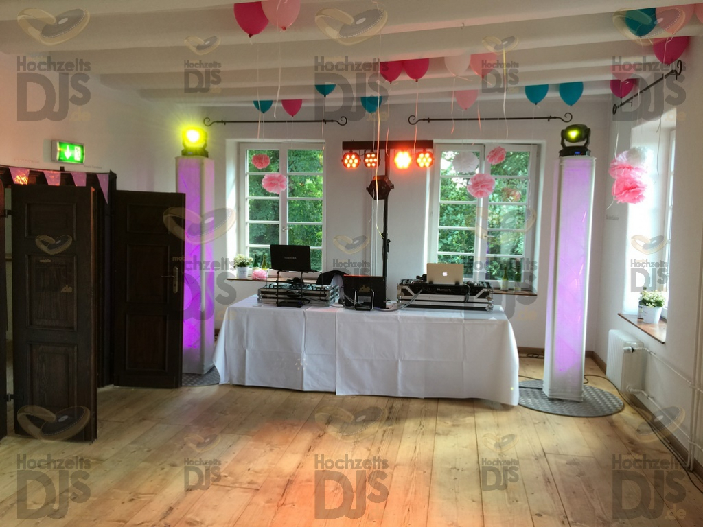 DJ Paket Superior B im Dycker Weinhaus