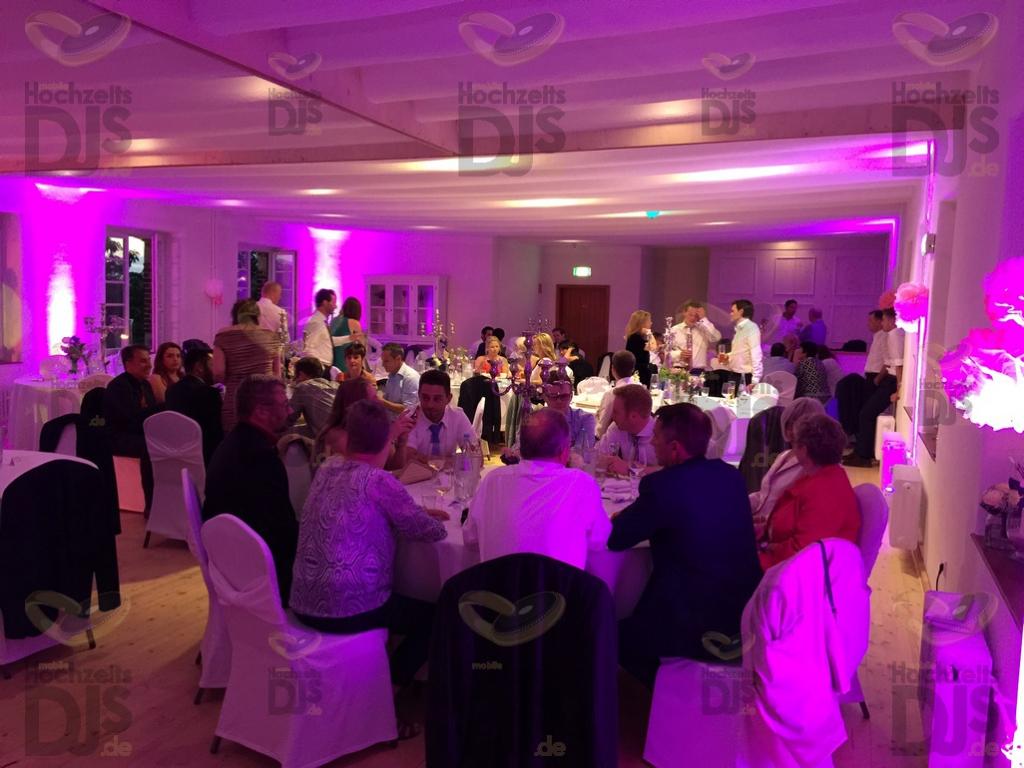Hochzeitsessen im Dycker Weinhaus