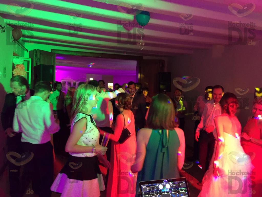 Hochzeitsfeier im Dycker Weinhaus