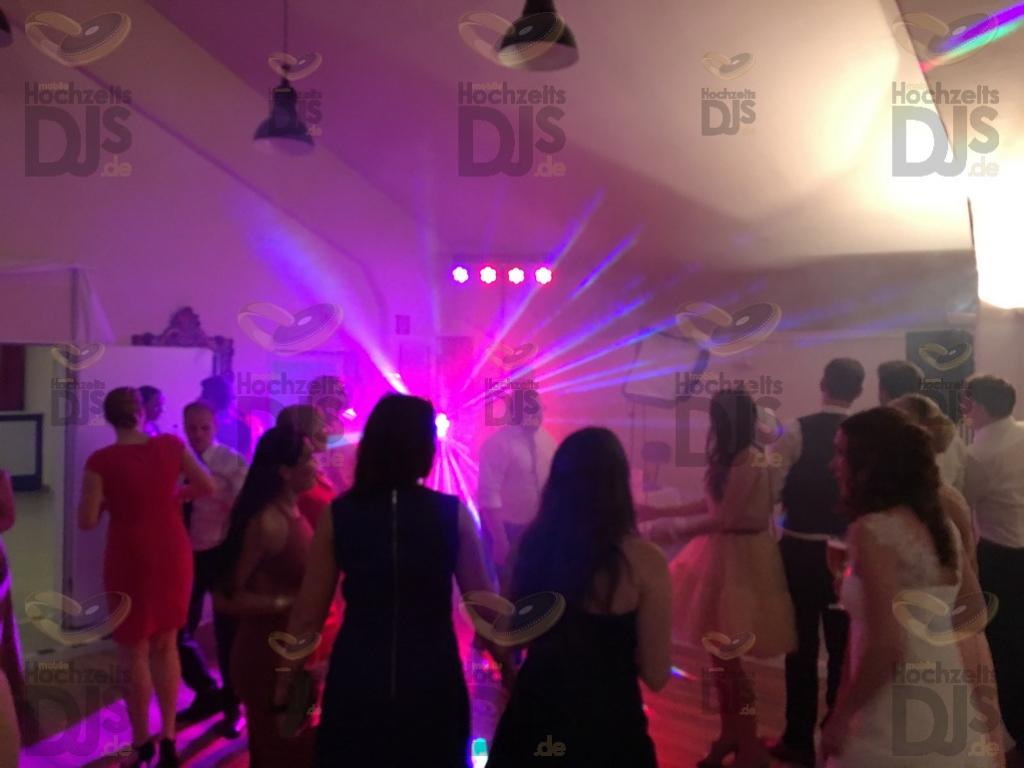Party auf der Galopprennbahn Krefeld